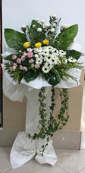 Condolence Wreath C3202