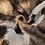 Thumbnail: Foulard léopard marron