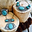 Thumbnail: Collier long Ethnique en pierre turquoise