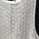 Thumbnail: Robe perforée noire