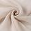 Thumbnail: Foulard beige à liseré doré