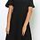Thumbnail: Robe épaules nues dentelle noire