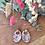 Thumbnail: Boucles d'oreilles écaille