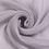 Thumbnail: Foulard gris à liseré doré