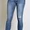 Thumbnail: Jean skinny clair