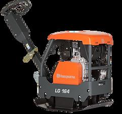 Rüttelplatte reversierbar LG 164 diesel