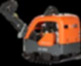 Rüttelplatte reversierbar LG 400 diesel