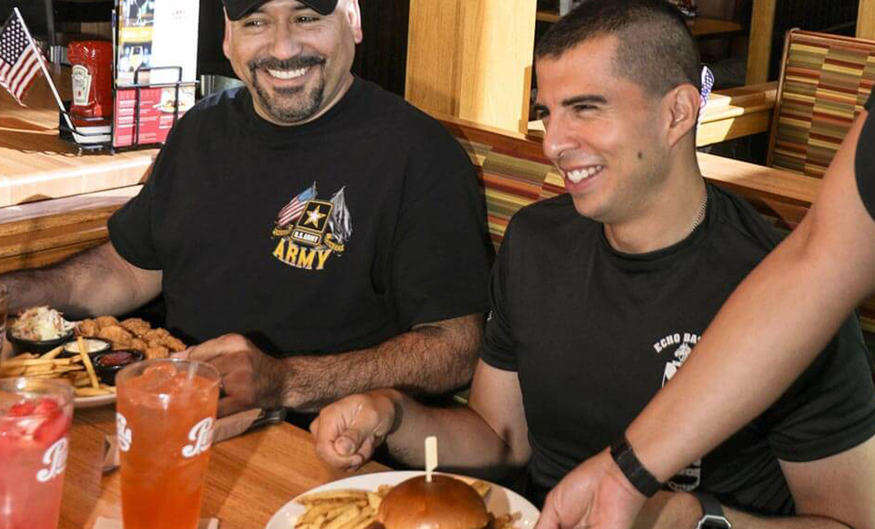 VALENTINES FOR VETS DINE OUT