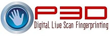 P3Digitix On Site mobile fingeprinting and fingerprint Archiving services Oakland San Francisco Bay Area Live Scan, CA