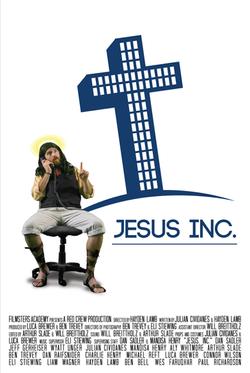 Jesus, Inc.