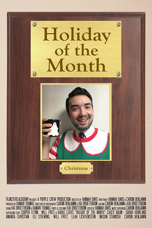 Holiday of the Month