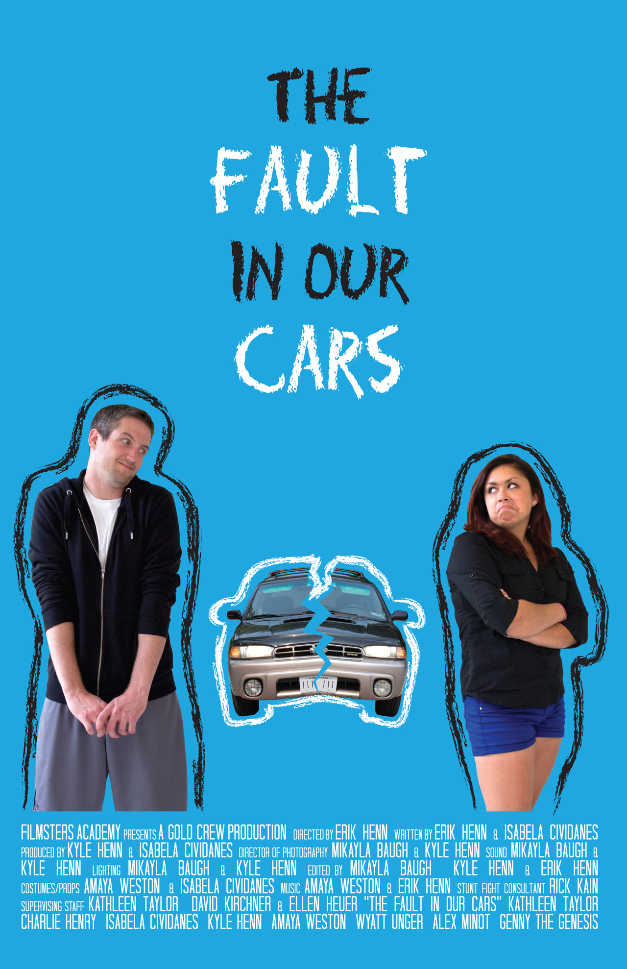 The Fault in Our Cars