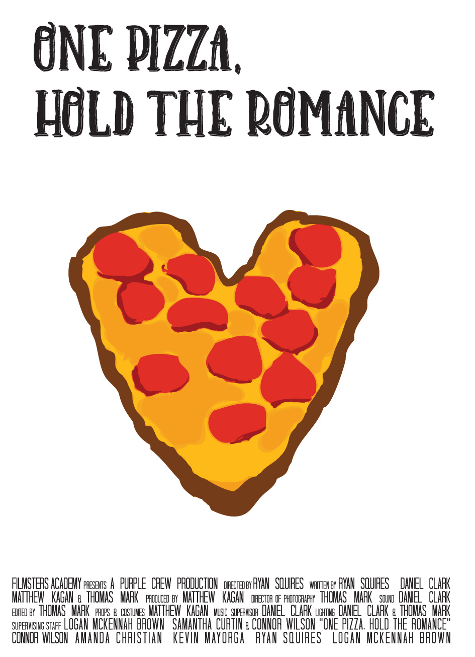 One Pizza Hold the Romance