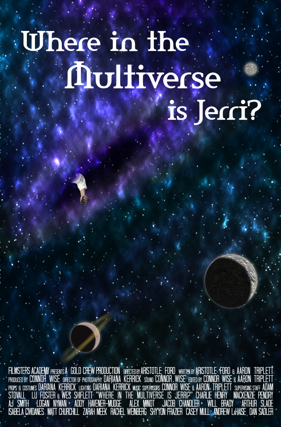 Where in the Multiverse is Jerri