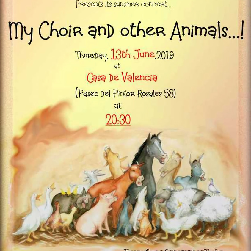 My Choir and other Animals