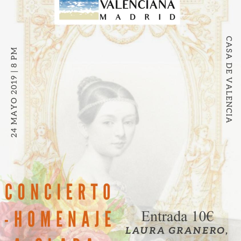 Recital-homenaje a Clara Schumann con motivo de su 200o aniversario