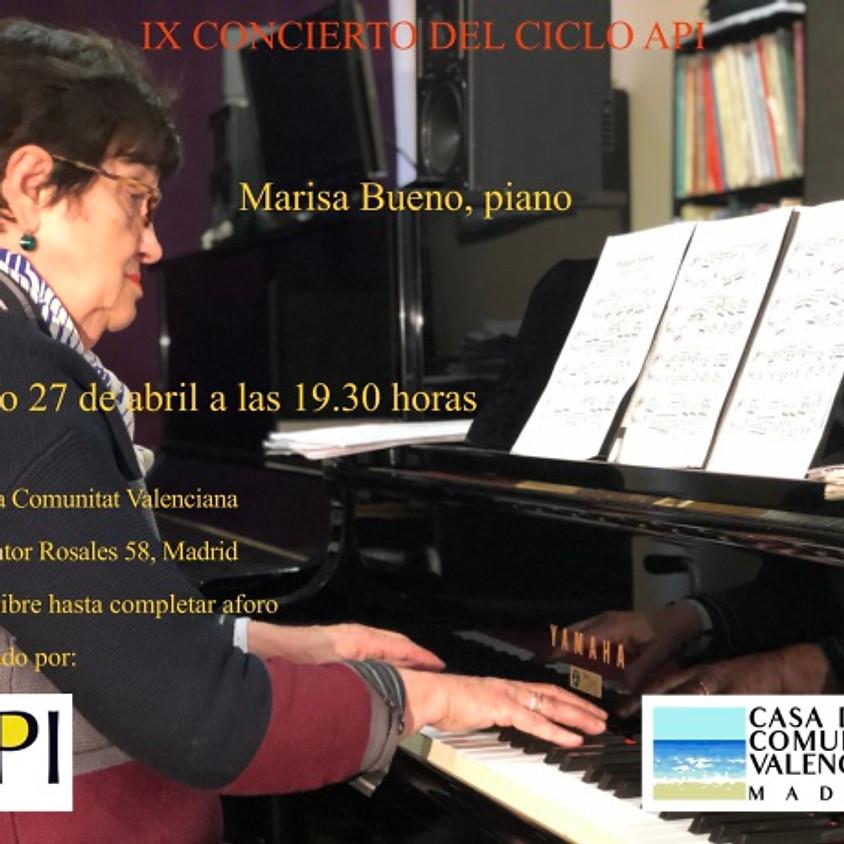 IX CONCIERTO  CICLO API