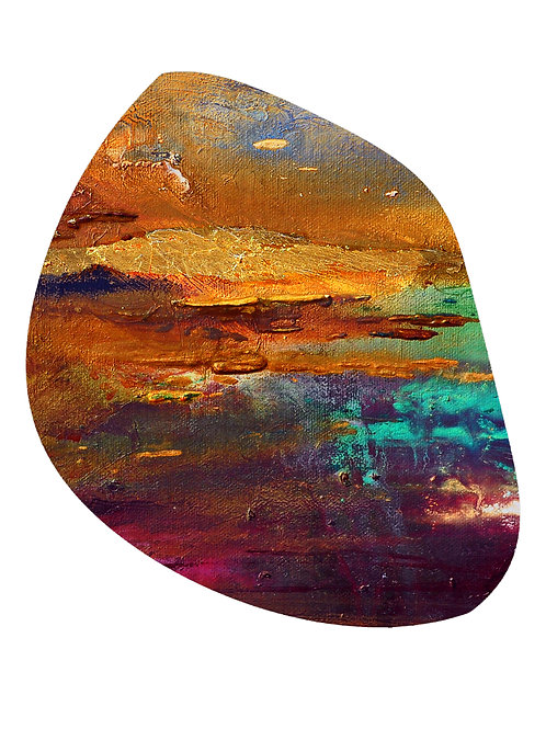 'Rock My World' Set of 2 A3 Prints
