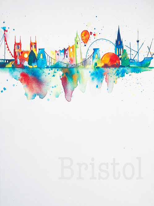Bristol Print with Bristol watermark