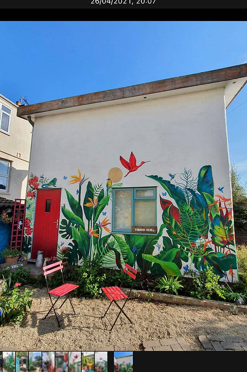 Commission a Mural