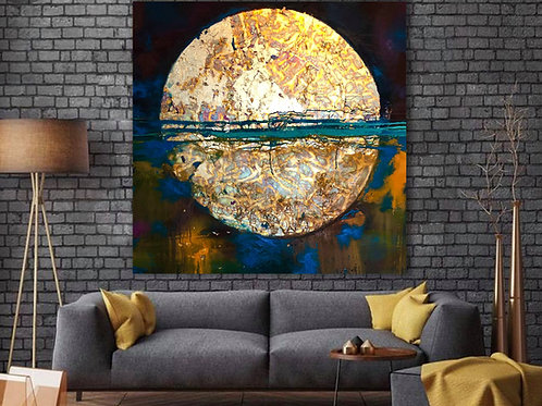 Giant Super Moon