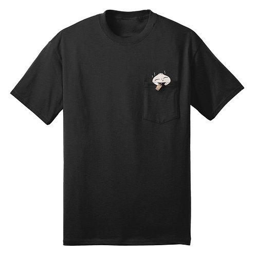 Boba Bao Pocket T-Shirt