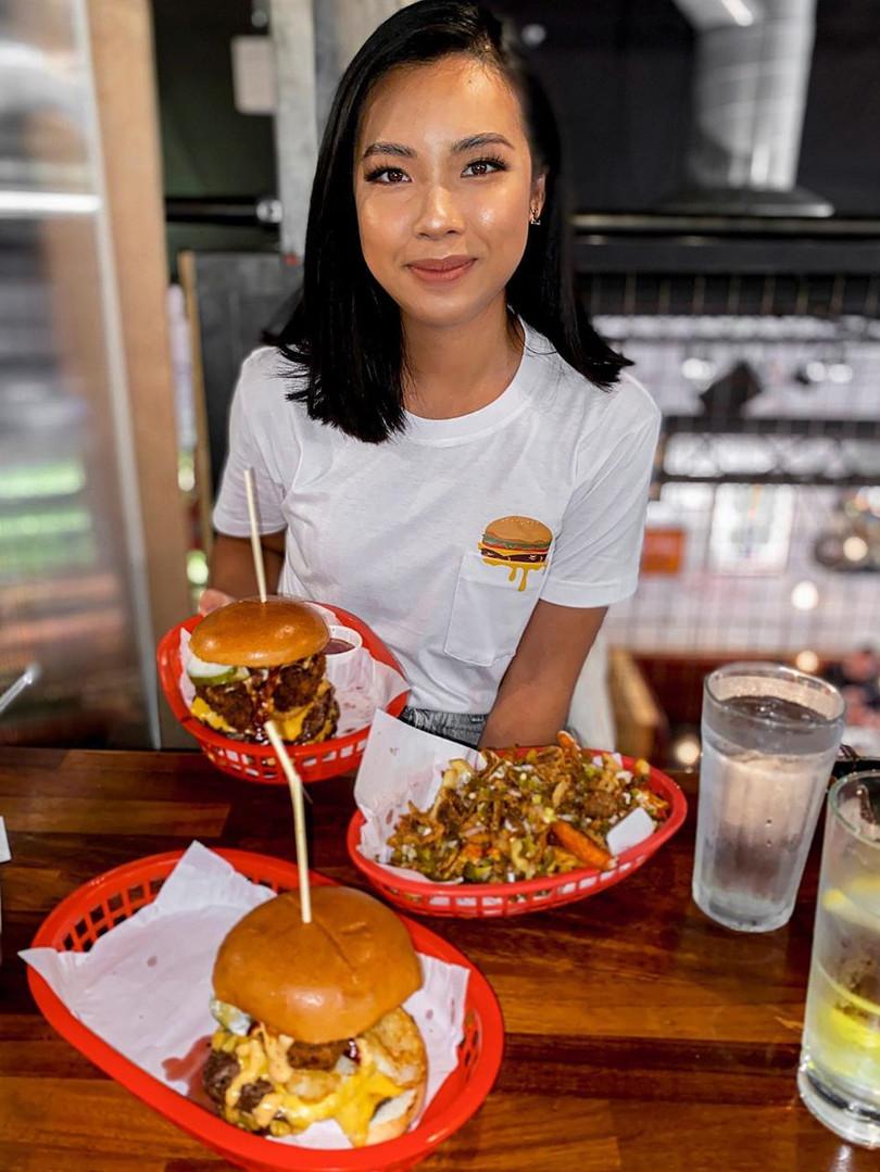 Burger Pocket T-Shirt