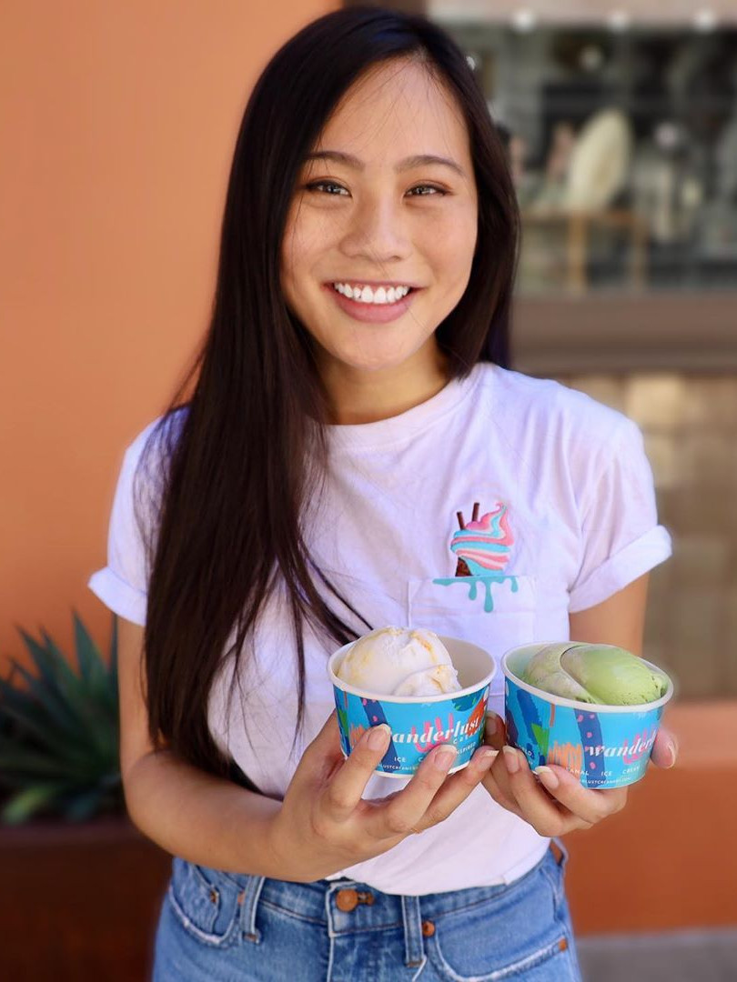 Ice Cream Pocket T-Shirt