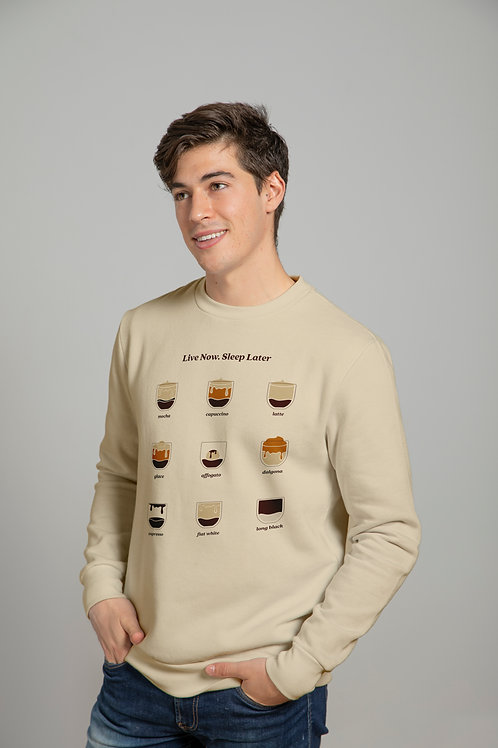 Coffee Sweater