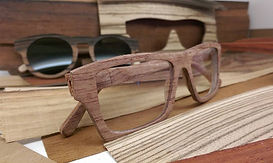 Montures lunettes en bois Toulouse