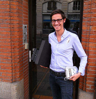 Opticien à domicile Toulouse, déplacement gratuit, rapide et efficace