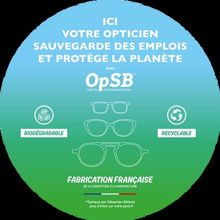 Opticien écolo Toulouse Lunettes bio écologiques recyclées recyclables