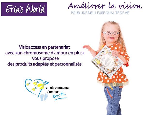 Lunettes Trisomie 21 Opticien Toulouse