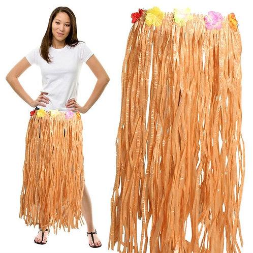 Ladies hula skirt
