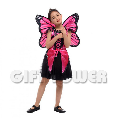 Butterfly Fairy Pink
