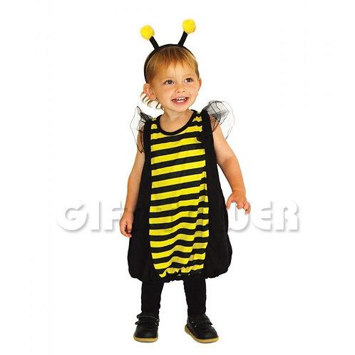Lovely honeybee