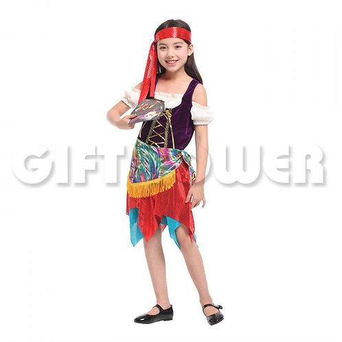 Dazzling Bohemia Girl