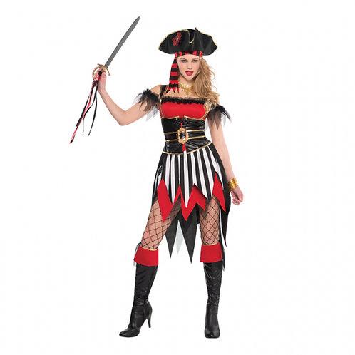 Shipwreck treasure costume