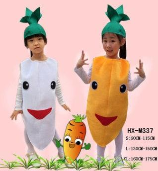 Radish costume