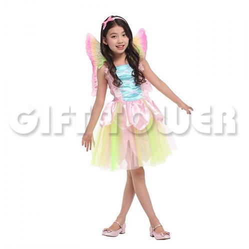 Rainbow Garden Fairy