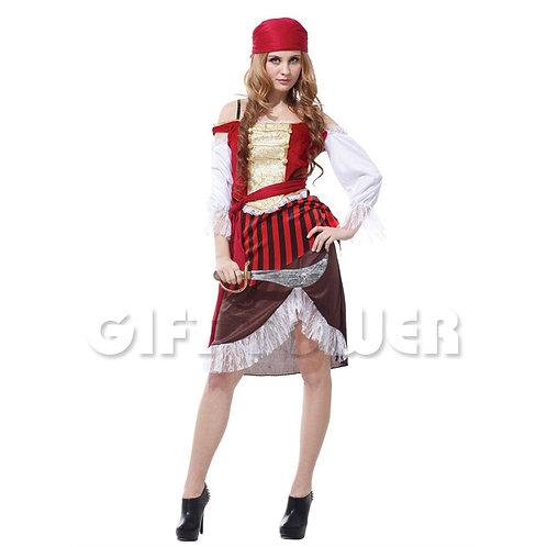 Pretty Ms. Pirate