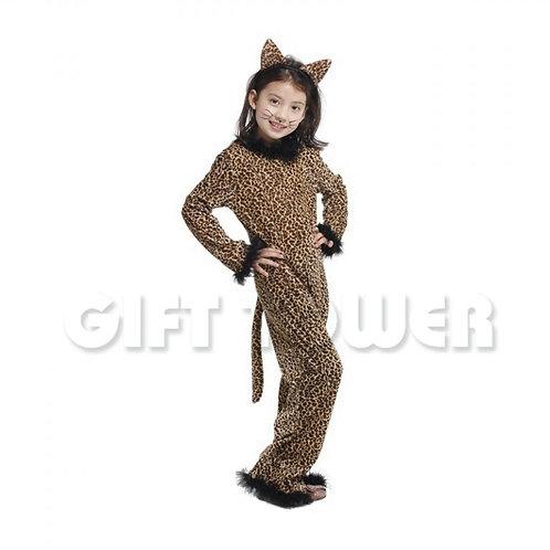 Wild Leopard Jumpsuit