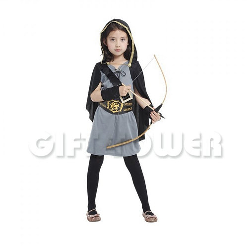 Hooded Huntress