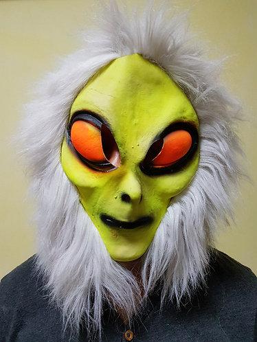 Old Alien Mask