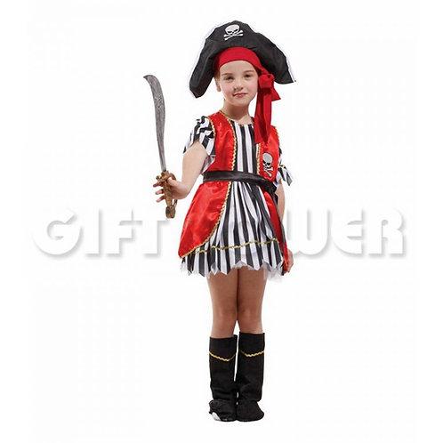 Lovely Pirate Girl