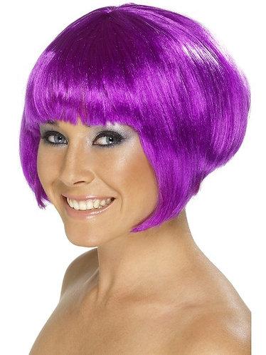 Bob Wig Purple