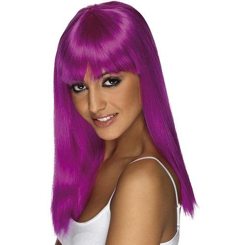 Glamourama Wig Purple