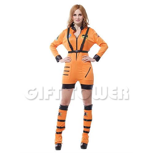 Sexy Astronaut Orange