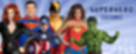 Biggest range of superhero costumes