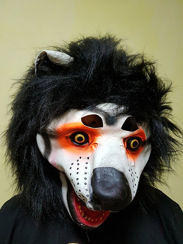 Possessed Dog Mask